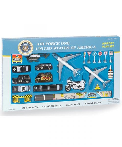 Air Force One Large Airport Play Set