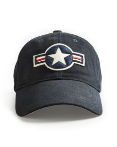 U.S. Stars and Bars Roundel Cap