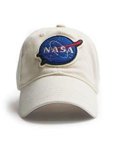 Stone NASA Vector Applique Cap