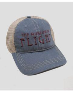 The Museum Of Flight Boeing Field Trucker Cap