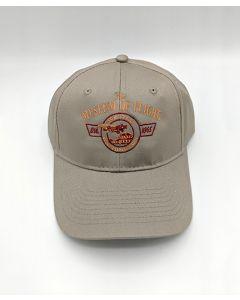 Khaki 80A Red Barn Cap