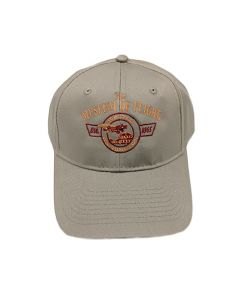 Red Barn 80A Khaki Cap