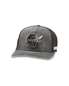 Metal NASA Vector Cap