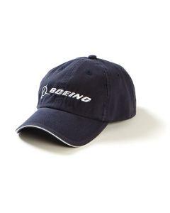 Boeing Navy Chino Cap