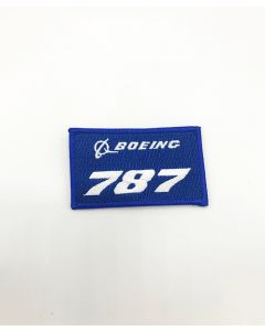 """Boeing 787 3"""" Stratotype Patch"""