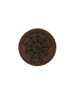 TMOF Le Rhone 9C Leather Peel n Stick Patch