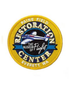 Paine Field Restoration Center Patch