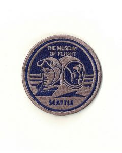 Aviator and Astronaut Patch
