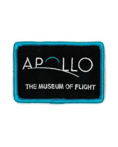 Apollo Exhibit Logo Patch
