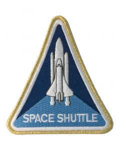 Space Shuttle Triangle Patch