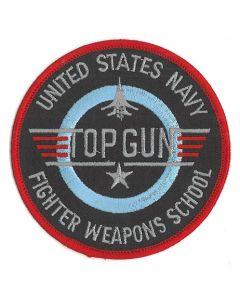 U.S. Navy Top Gun Fighter Weapons School Patch