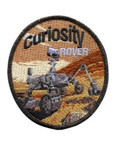 Mars Curiosity Rover Patch