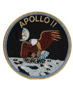Apollo 11 Original Mission Patch