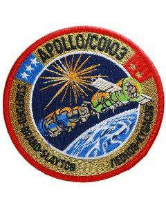 Apollo Soyuz Crew Patch