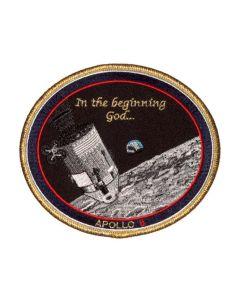 Apollo 8 Mission  Commemorative Spirit Patch
