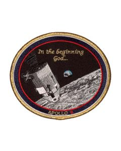 Apollo 8 Commemorative Spirit Patch