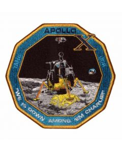 Apollo 10 Commemorative Spirit Patch