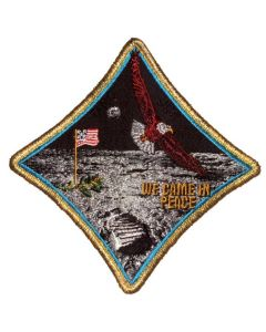 Apollo 11 Commemorative Spirit Patch