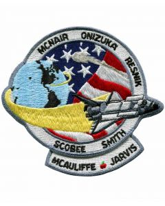 STS-51L Challenger Mission Patch