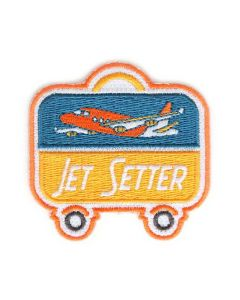 Jet Setter Luggage Patch