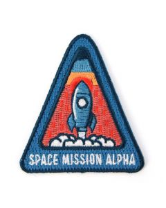 Space Mission Alpha Patch
