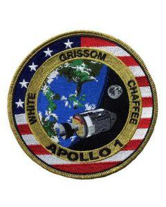 Apollo 1 Mission Commemorative Patch
