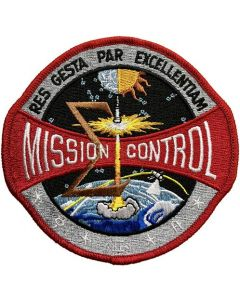 Original Mission Control Circa 1973 Patch