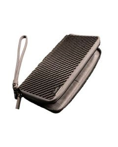 Carbon Fiber Women's Clutch Wallet