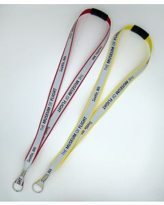 The Museum of Flight Reflective Safety Lanyard