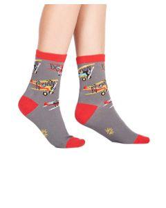 Kids Biplane Co Pilot Socks