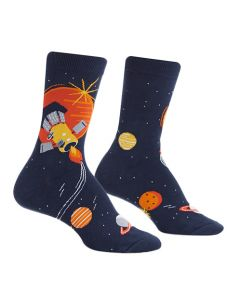 Women's Fly Me To The Sun Socks