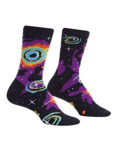 Women's Helix Nebula Socks
