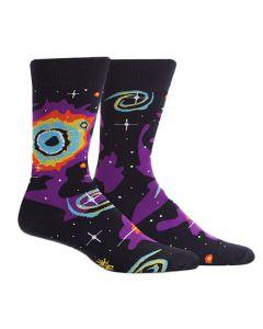 Men's Helix Nebula Socks
