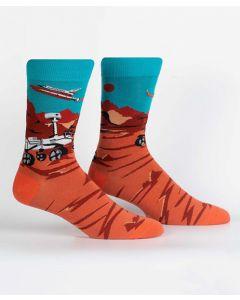 Mars Rover Socks