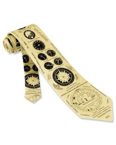 Flight Instruments Tie