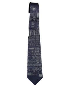 Apollo Cockpit Charcoal Tie