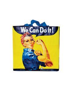 Rosie the Riveter Reusable Tote Bag