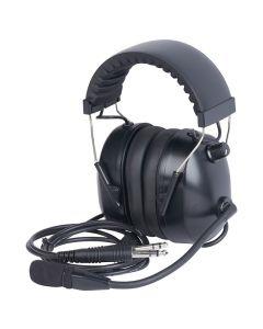 WICOM MONO Headset, Black