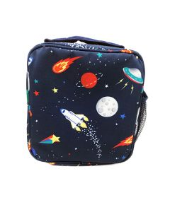 Space Lunch Tote Bag