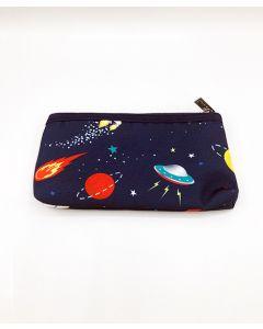 Space Theme Pencil Case