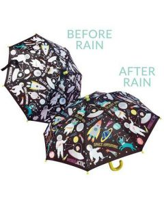 Space Adventure Color Changing Umbrella