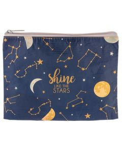 Shine Like The Stars Recycled Pouch