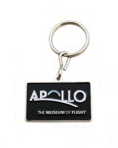 Apollo Exhibit Logo Keychain