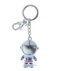 Sparkling Astronaut Keychain