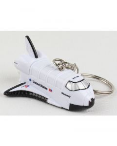Space Shuttle Keychain with Lights and Sound