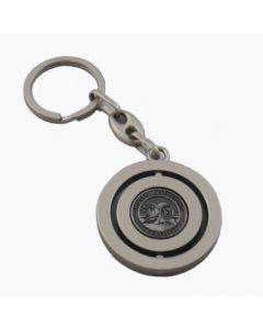 Aviator & Astronaut Spinner Key Ring