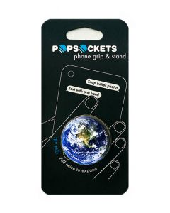 The Museum of Flight Earth Pop Socket