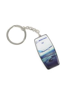 Boeing 747-8 Endeavors Keychain