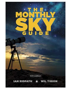 The Monthly Sky Guide 10th Edition