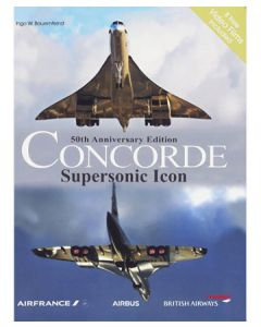 Concorde Supersonic Icon